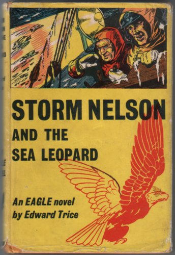 Storm Nelson and the Sea