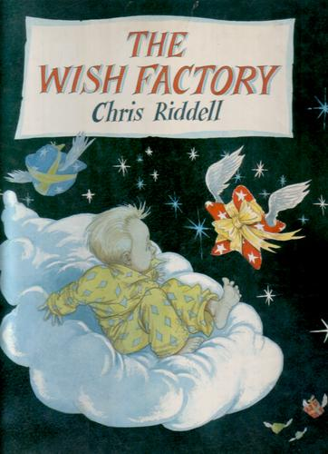 Wish Factory Chris Riddell