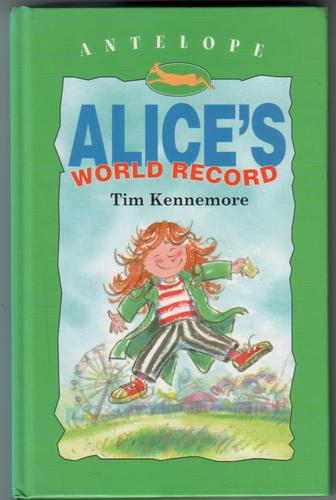 Alice's World Record by Tim Kennemore