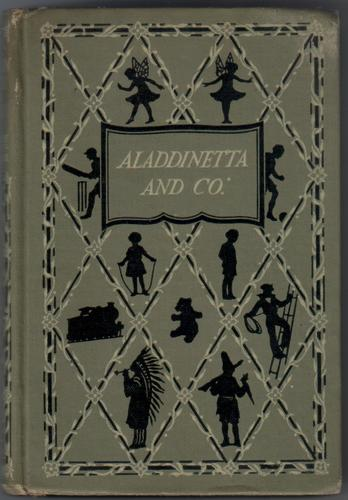 Aladdinetta and Co by Queenie Scott-Hopper