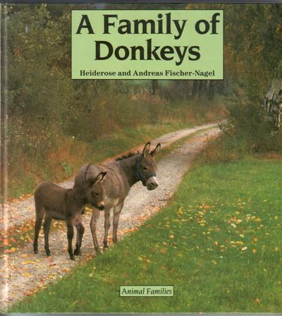 A Family of Donkeys by Andreas Heiderose and Fischer-Nagel