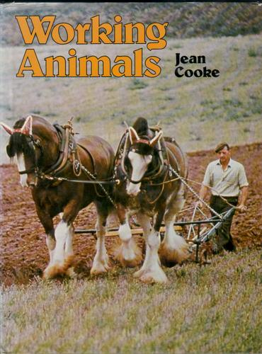 Working Animals by Jean Cooke
