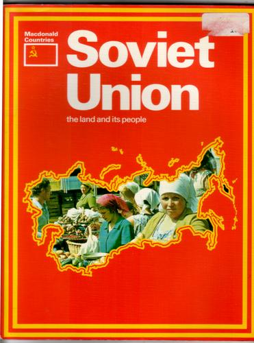Soviet Union the Land and its People by George Morey : Children's ...