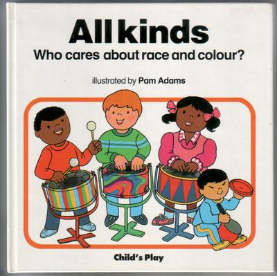 All Kinds: Who Cares Abour Race and Colour?