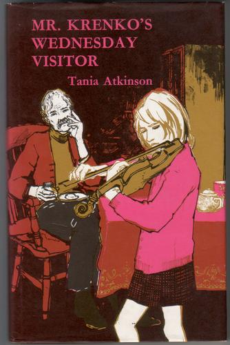 Mr Krenko's Wednesday Visitor by Tania Atkinson