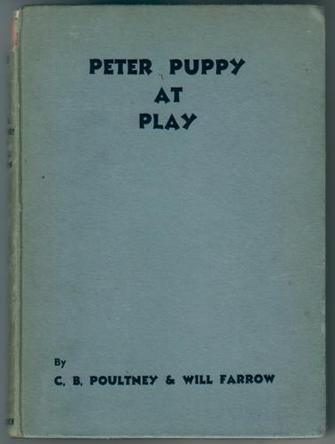 Peter Puppy at play by C. B. Poultney