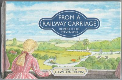 From a Railway Carriage by Robert Louis Stevenson