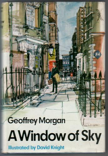 A Window of Sky by Geoffrey Morgan
