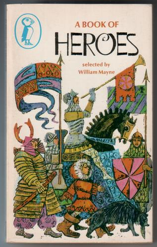 A Book of Heroes by William Mayne