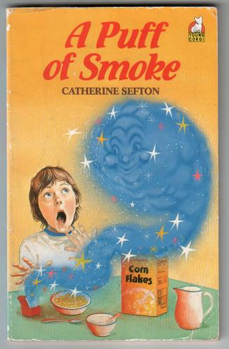 A Puff of Smoke by Catherine Sefton