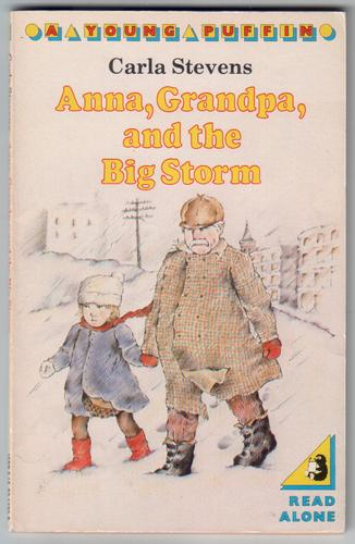 Anna, Grandpa and the Big Storm