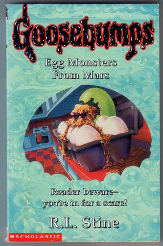 Egg Monsters from Mars by R. L. Stine : Children's ...