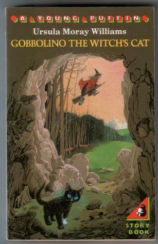 Gobbolino The Witch S Cat By Ursula Moray Williams