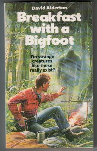 Breakfast with a Bigfoot by David Alderton