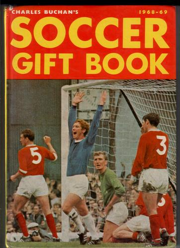 Charles Buchan's Soccer Gift book 1968-69
