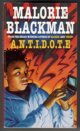A.N.T.I.D.O.T.E. by Malorie Blackman