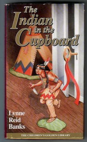 book report for indian in the cupboard Book of the week: the indian in the cupboard by lynne reid banks  you' ll agree that there's little point in my bothering with a review.