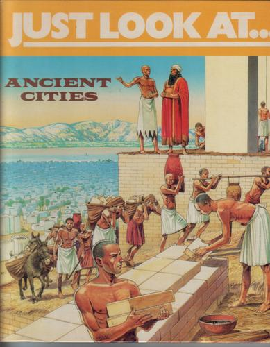 Ancient Cities by Judith Crosher