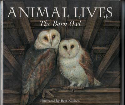 Animal Lives: The Barn Owl