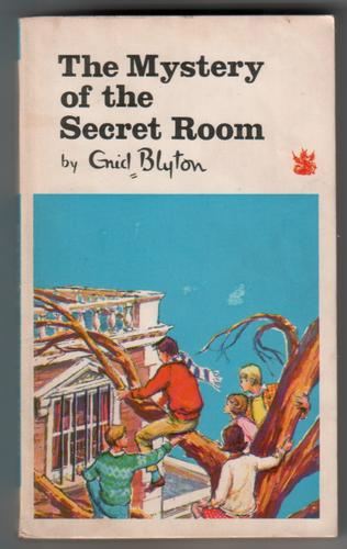 The mystery of the secret room enid blyton