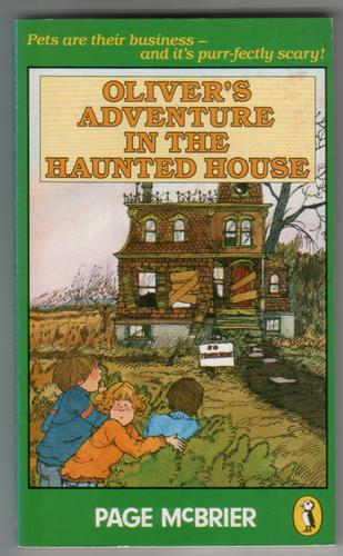 Oliver's Adventure in the Haunted House