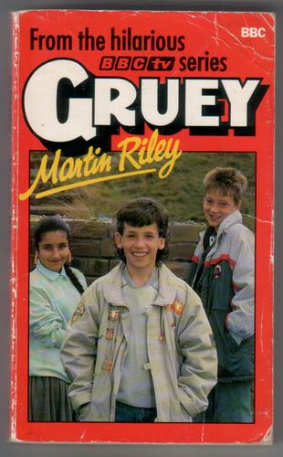 Gruey by Martin Riley