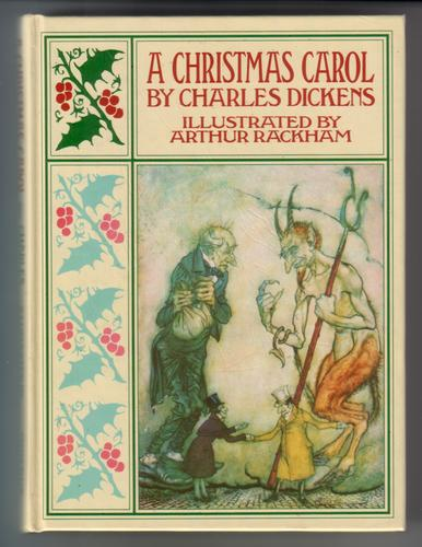 book report a christmas carol by charles dickens