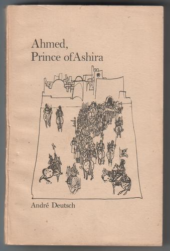 Ahmed, Prince of Ashira by Alan Wildsmith
