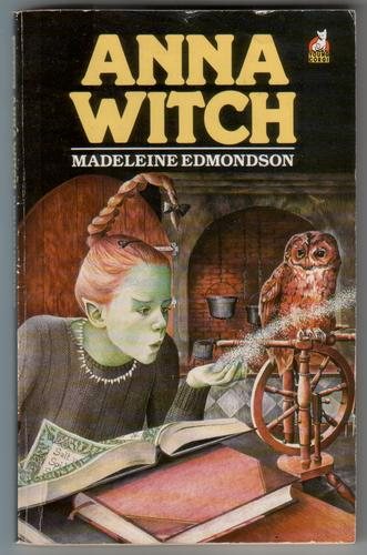 Anna Witch by Madeleine Edmondson