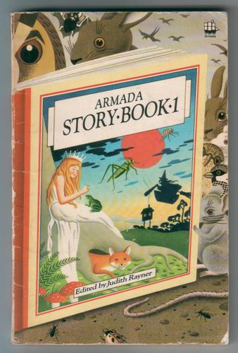 Armada Story Book 1 by Judith Rayner
