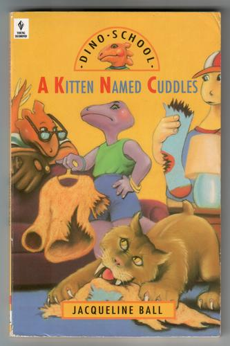 A Kitten Named Cuddles by Jacqueline Ball