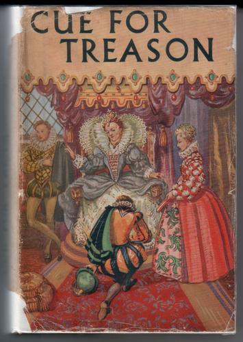 cue for treason journal Cue for treason (puffin modern classics) and over one million other books are available for amazon kindle geoffrey trease had his first book published in 1934.