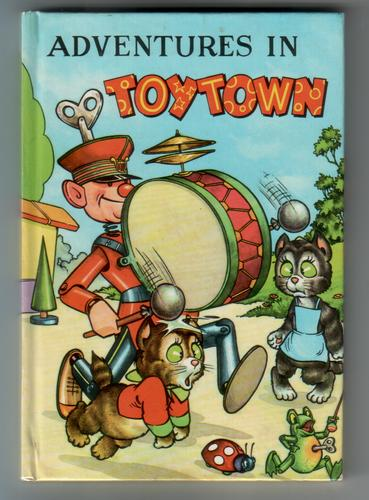 Adventures in Toytown by Ann Lewis