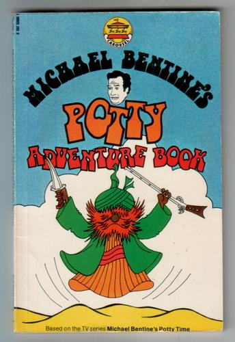 Michael Bentine's Potty Adventure Book by Michael Bentine