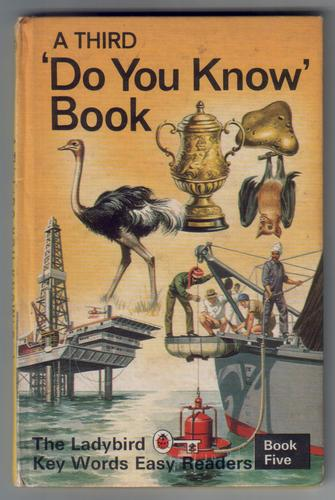 A Third 'Do You Know' Book by W. Murray