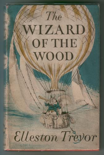 The Wizard of the Wood by Elleston Trevor