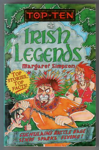Top Ten Irish Legends