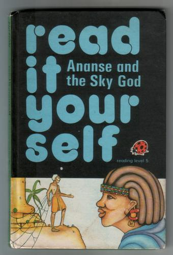 Ananse and the Sky God by Fran Hunia