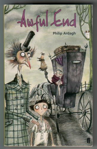 Awful End by Phillip Ardagh