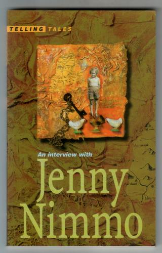 An Interview with Jenny Nimmo by Wendy Cooling