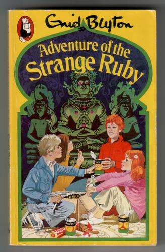 Adventure of the Strange Ruby by Enid Blyton