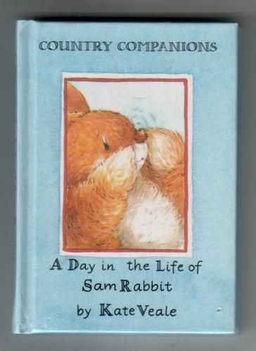 A Day in the Life of Sam Rabbit by Kate Veale