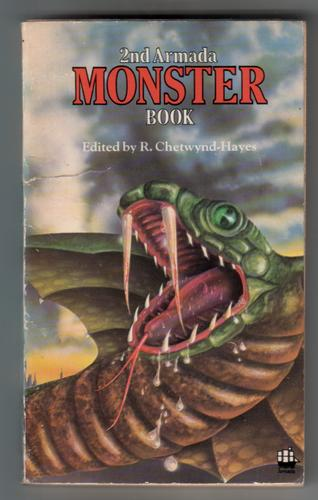 2nd Armada Monster Book