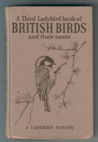 A Third Ladybird Book of British Birds and their nests by Brian Vesey-Fitzgerald
