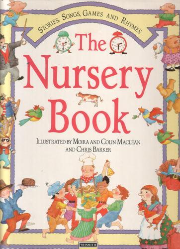 Nursery Book Cover Design : The nursery book children s bookshop hay on wye