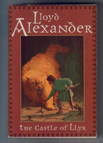 The Castle of Llyr by Lloyd Alexander A Dell Yearling Book