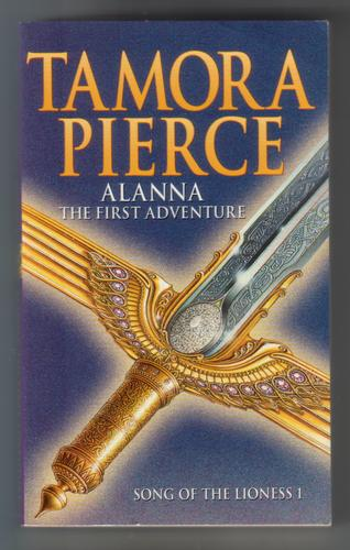 Allanna the First Adventure by Tamora Pierce