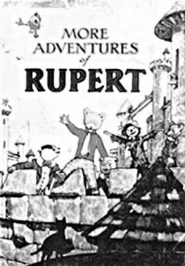 Cover of the 1942 Rupert Annual