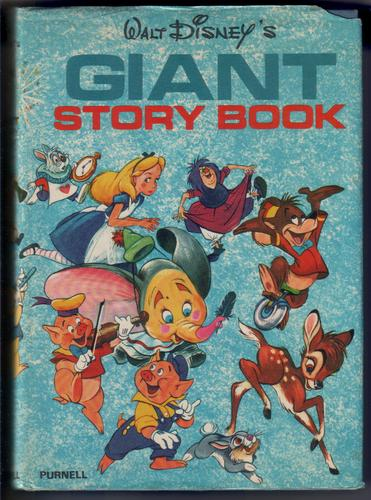 Walt Disney's Giant Story Book