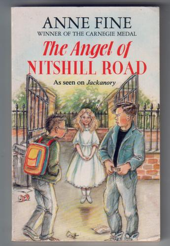 the angel of nitshill road by anne fine   children u0026 39 s